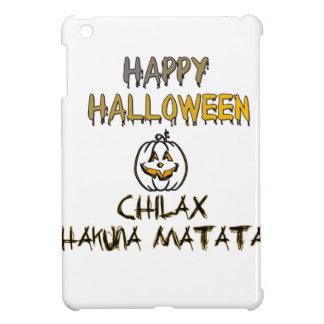 Chilax Happy Halloween Hakuna Matata Case For The iPad Mini