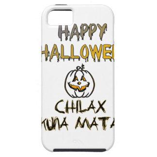Chilax Happy Halloween Hakuna Matata iPhone SE/5/5s Case
