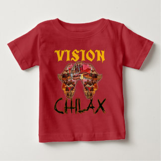 Chilax Relax African Wonderful Vision your design Baby T-Shirt