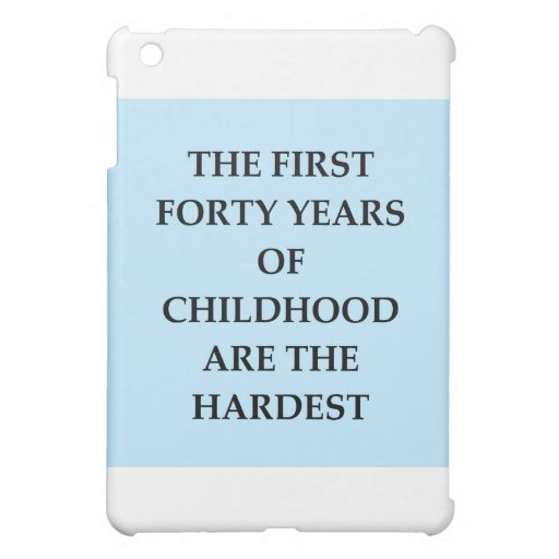 CHILD1.png iPad Mini Cover