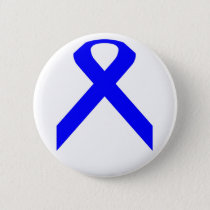 Child abuse and Prostate cancer ribbon button
