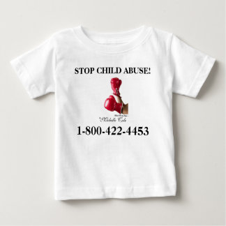 Child Abuse Baby T-Shirt