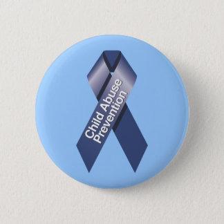 Child Abuse Prevention Button
