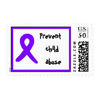 Child abuse prrevention stamp