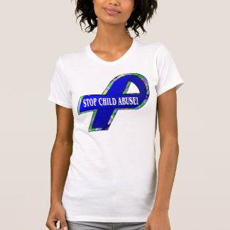 Child Abuse Ribbon T-Shirt