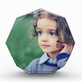 child acrylic award