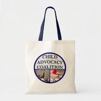 Child Advocacy Coalition Tote Bag