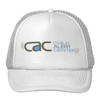 Child Alert Center truckers cap