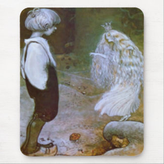 Child and Faerie Mousepad