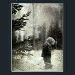 """Child and fir postcard<br><div class=""""desc"""">Child and fir</div>"""