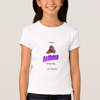 Child Asthma Awareness Shirt