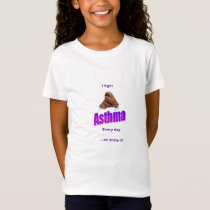 Child Asthma Awareness Shirt