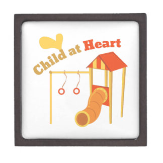 Child At Heart Premium Keepsake Boxes