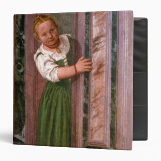 Child at the Door, from the Sala a Crociera, c.156 Binder