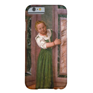 Child at the Door, from the Sala a Crociera, c.156 Barely There iPhone 6 Case