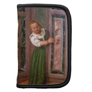 Child at the Door, from the Sala a Crociera, c.156 Folio Planner