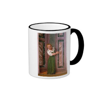 Child at the Door, from the Sala a Crociera, c.156 Ringer Mug