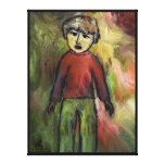 Child by rafi talby gallery wrap canvas