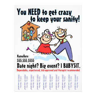 Day Care Flyers Zazzle