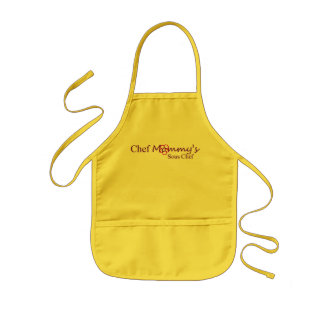 Child: Chef Mommy's Sous Chef Kids' Apron
