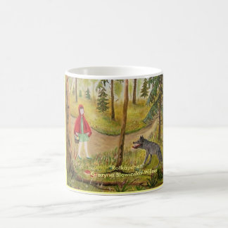 Child cup Little Red Riding Hood