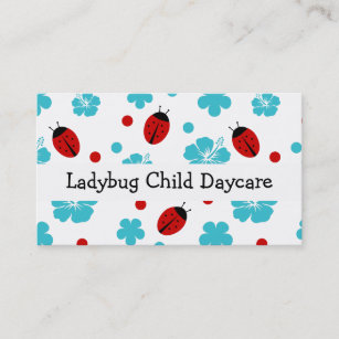 Daycare business cards templates zazzle child daycare business cards colourmoves