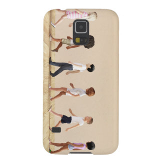 Child Development with Children Learning and Play Case For Galaxy S5