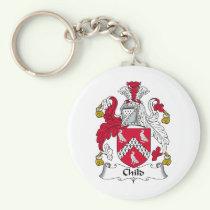 Child Family Crest Keychain