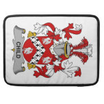 Child Family Crest Sleeves For MacBook Pro