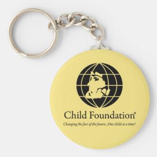 Child Foundation Key Chains
