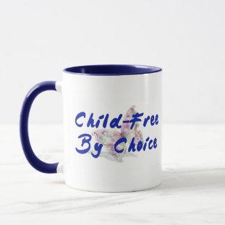 Child-Free Butterfly Mug