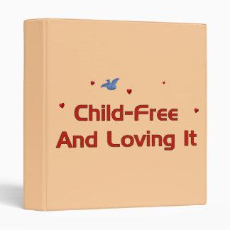 Child-Free Loving It Binder