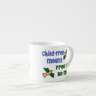 Child-Free Me Espresso Cup
