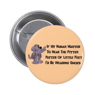 Child-Free Puppy Dog Pins