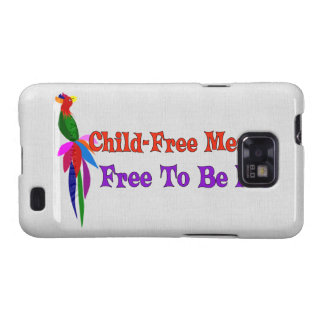Child-Free To Be Me Samsung Galaxy SII Cover
