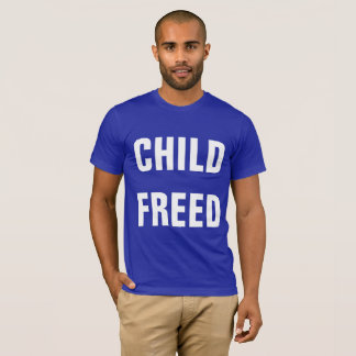 CHILD FREED men's shirt