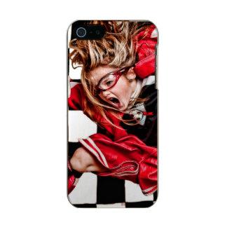 Child Girl Athlete Red Uniform kids soccer Incipio Feather® Shine iPhone 5 Case