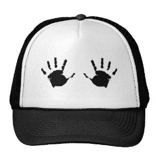Child Handprints Trucker Hat