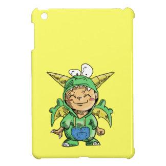 Child in Cute Dragon Costume Case For The iPad Mini