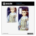 Child in White by Pierre Renoir Nokia E75 Skins