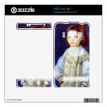 Child in White by Pierre Renoir Skins For The HTC Evo 4G