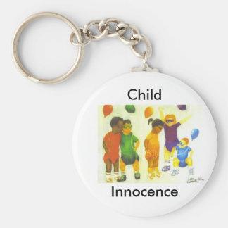 Child Innocence Keychain