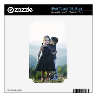 child iPod touch 4G skin