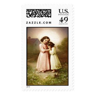 Child Jesus 1B Custom Postage Stamp