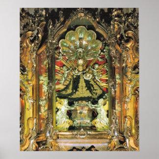 Child Jesus Shrine Prague Print