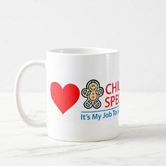 Child Life Specialist Distracting Hearts Mug