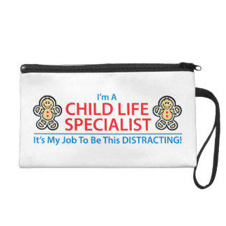 Child Life Specialist Distracting Wristlet