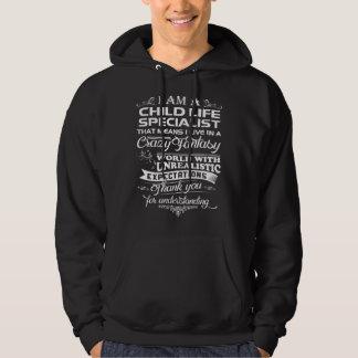 CHILD LIFE SPECIALIST HOODIE