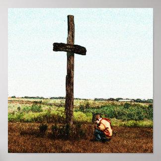Child like faith poster