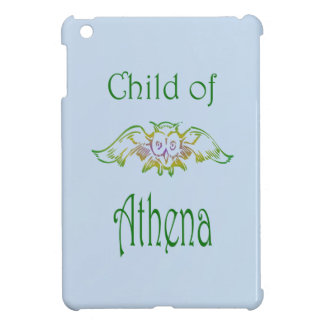 Child of Athena Owl Demigod Greek Mythology iPad Mini Case